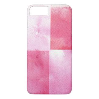 Coque iPhone 7 Plus grandes bannières d'aquarelle pour votre
