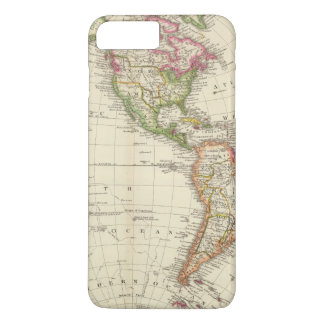 Coque iPhone 7 Plus Hémisphère de l'ouest 13