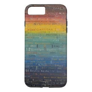 Coque iPhone 7 Plus Huile du lien 2014 de Sun sur la toile