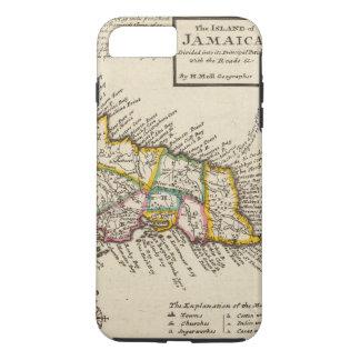 Coque iPhone 7 Plus Île de la Jamaïque