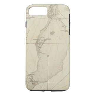 Coque iPhone 7 Plus Îles de Turcs