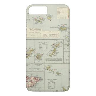 Coque iPhone 7 Plus Îles, l'Océan Atlantique