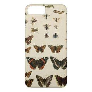 Coque iPhone 7 Plus Insectes de jardin par le studio de vision