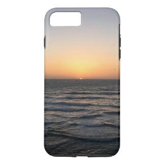 Coque iPhone 7 Plus iPhone 7/6 de coucher du soleil de plage plus