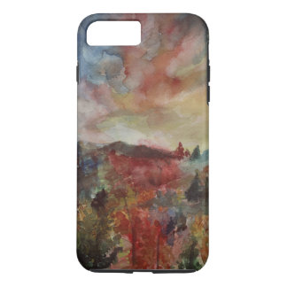 Coque iPhone 7 Plus iPhone/coque ipad d'art de paysage de jour