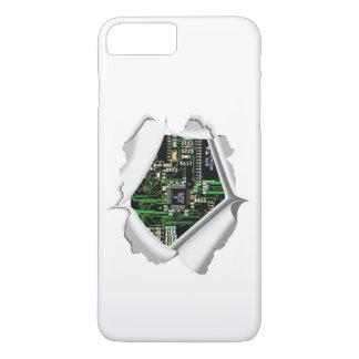 Coque iPhone 7 Plus iphone (de caisse déchirée) 7/8 cas