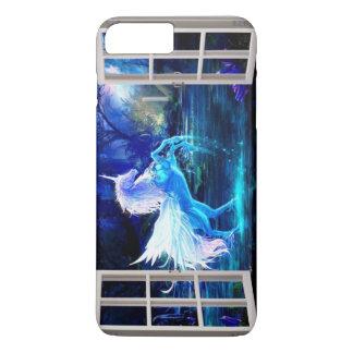 Coque iPhone 7 Plus iphone (de licorne) 7/8 cas