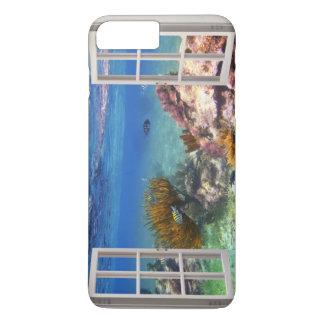 Coque iPhone 7 Plus iphone (de vue d'océan) 7/8 cas