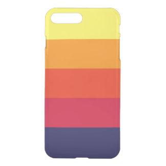 Coque iPhone 7 Plus iPhone d'été de coucher du soleil 8 Plus/7 plus le
