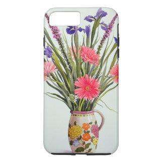 Coque iPhone 7 Plus Iris et Berbera dans une cruche néerlandaise