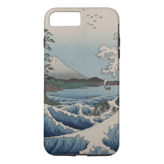 Coque iPhone 7 Plus Japonais vintage la mer de Satta