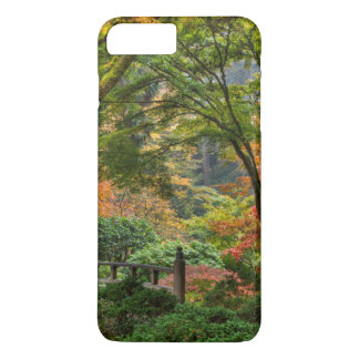 Coque iPhone 7 Plus Jardins japonais en automne à Portland, Orégon 4