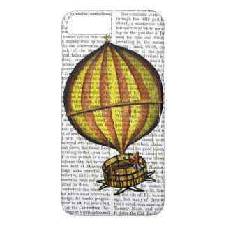 Coque iPhone 7 Plus Jaune chaud et rouge de ballon à air