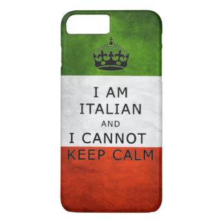 Coque iPhone 7 Plus je suis italien et je ne peux pas garder le cas
