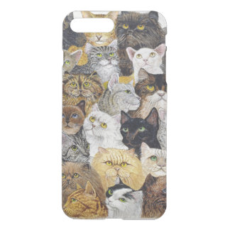 Coque iPhone 7 Plus Juste le favori du chat
