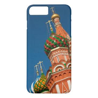 Coque iPhone 7 Plus Kremlin, Vasiliy a béni | Moscou, Russie