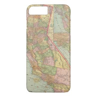 Coque iPhone 7 Plus La Californie 3