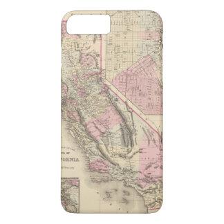 Coque iPhone 7 Plus La Californie, San Francisco