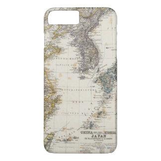 Coque iPhone 7 Plus La Chine, Corée, Japon