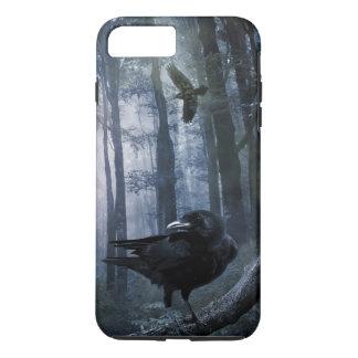 Coque iPhone 7 Plus La forêt brumeuse rappelle cas plus de l'iPhone 7