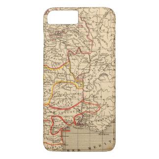 Coque iPhone 7 Plus La France 1223 un 1270