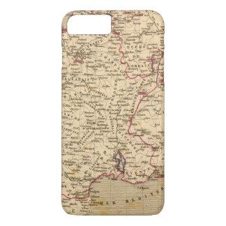 Coque iPhone 7 Plus La France 1643 un 1715