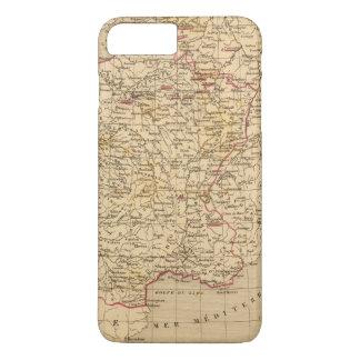 Coque iPhone 7 Plus La France 1774 un 1793