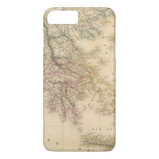 Coque iPhone 7 Plus La Grèce antique 3