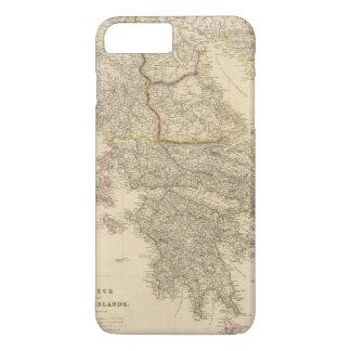 Coque iPhone 7 Plus La Grèce, îles ioniennes