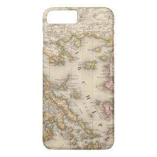 Coque iPhone 7 Plus La Grèce l'Europe 27