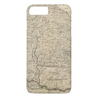 Coque iPhone 7 Plus La Hongrie et le Transilvania 2