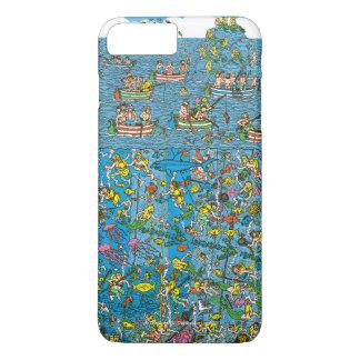 Coque iPhone 7 Plus Là où est les plongeurs de mer profonde de Waldo