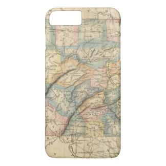 Coque iPhone 7 Plus La Pennsylvanie 8