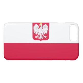 Coque iPhone 7 Plus La Pologne