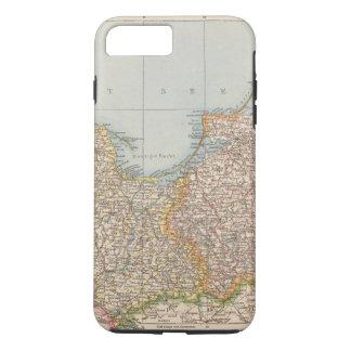 Coque iPhone 7 Plus La Prusse d'Ost u Westpreussen, d'est et
