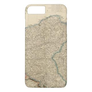 Coque iPhone 7 Plus La Prusse, Pologne
