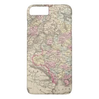 Coque iPhone 7 Plus La Russie, Suède, Norvège 2