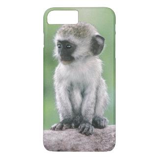 Coque iPhone 7 Plus La Tanzanie, cratère de Ngorogoro. Plan rapproché