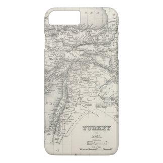 Coque iPhone 7 Plus La Turquie en Asie 4