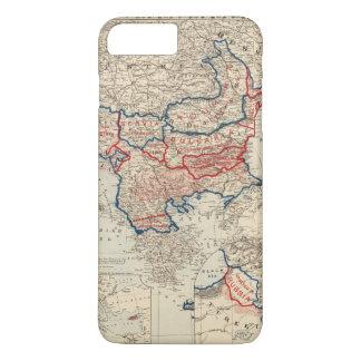 Coque iPhone 7 Plus La Turquie en Europe 10