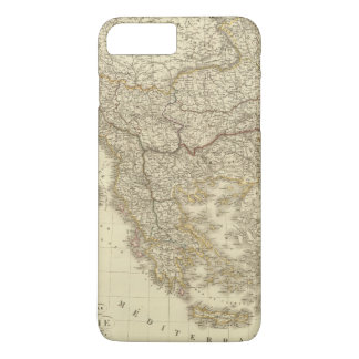 Coque iPhone 7 Plus La Turquie en Europe 3