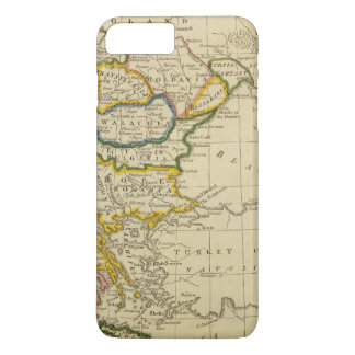 Coque iPhone 7 Plus La Turquie, Hongrie