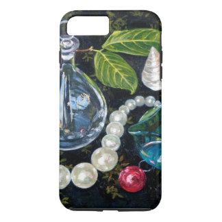 Coque iPhone 7 Plus La vie toujours avec des perles