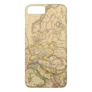Coque iPhone 7 Plus La vieille Europe