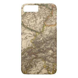 Coque iPhone 7 Plus L'Allemagne et l'Autriche 3