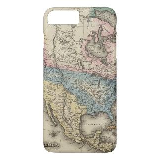 Coque iPhone 7 Plus L'Amérique du Nord 29