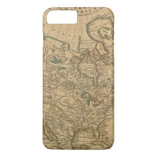 Coque iPhone 7 Plus L'Amérique du Nord 3