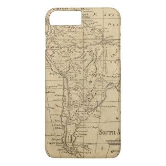 Coque iPhone 7 Plus L'Amérique du Sud 12