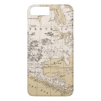 Coque iPhone 7 Plus L'Amérique, environ 1670