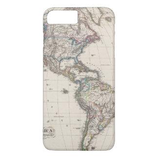 Coque iPhone 7 Plus L'Amérique par Stieler
